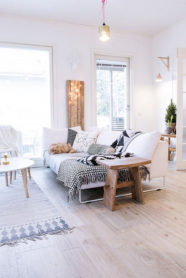 Living Room. The White Company Part 11