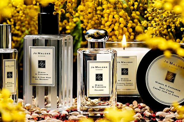 Jo Malone 'Mimosa & Cardamom Collection'
