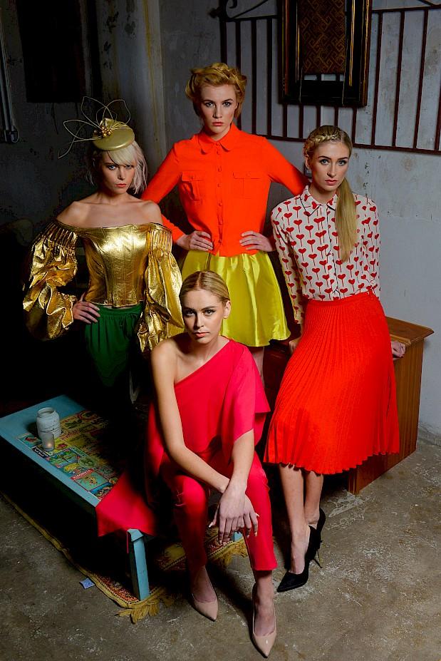 Jackie 39 S Blog West Coast Cooler Fashionweek Ss16 Press Launch Blogger Belfast